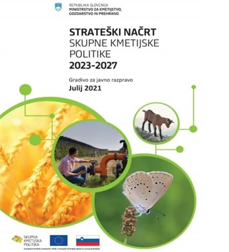 Javna razprava o predlogu Strateškega načrta Skupne kmetijske politike